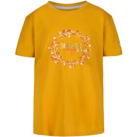 Regatta Bosley III T-Shirt Kids california yellow